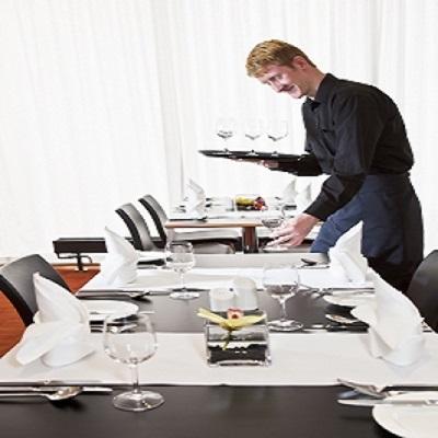 Excelência em servir à mesa com alta performance